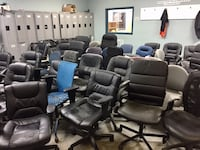 Moving Sale! Used Office Chairs from $0 Montréal, H8T