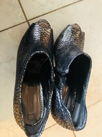 BCBG Shoes size 8 use it only twice. regular price 120 Calgary, T3K 0M2