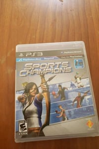 PS3 console game Baltimore, 21209