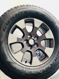 Jeep Wrangler Rims/Tires NEW! East Gwillimbury, L0G