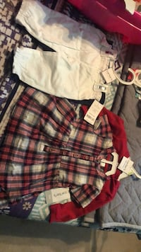 3m dress outfit and 2 pair of 3m pants Woodbridge, 22191