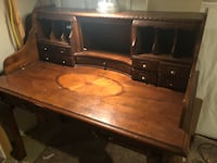 Antique wooden desk La Plata, 20646