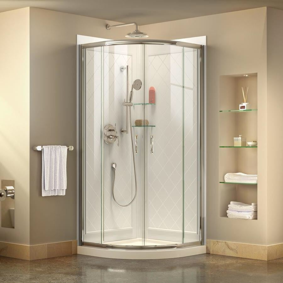 Stand shower kit