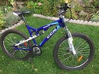 bike blue or best offer Hamilton