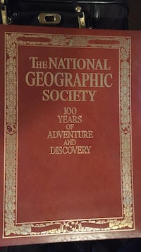 The National Geographic Society book