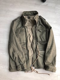 Lucky Brand Utility Jacket L Washington, 20003