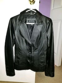 New Guess Genuine Leather Jacket Waterloo, N2T 2Y7