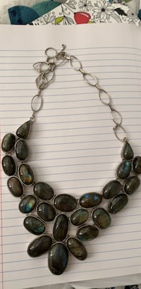 Labradorite necklace  Reno, 89511