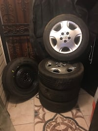 5-TOYOTA ORIGINAL TIRES Philadelphia