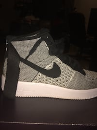 Nike Air Force 1 Ultra flyknit only warn once Edmonton, T5H 0T9