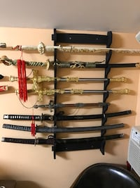 Assorted sword collection Stamford, 06903