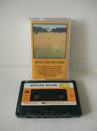 kaset white lion big game Bahriye Üçok Mahallesi, 35600