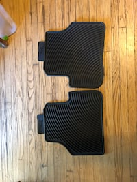 MK4 Jetta Rear Floor Mats Washington, 20032