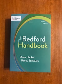 Bedford handbook/Troubleshooting guide for writers/They say, I say College English Books Buena Park, 90621