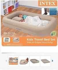 Travel inflatable bed Toronto, M1E 1H7