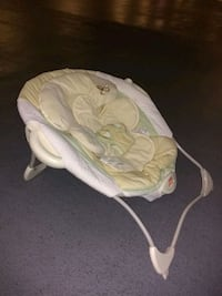 Fisher Price Rocker Bouncer Chair