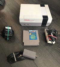 *Original Nintendo Entertainment System NES 500 games Edmonton, T5E 5J6