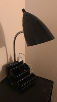 Lamp with usb and and outlet  Tucson, 85710