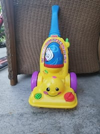 Fisher Price Laugh & Learn Vacuum
