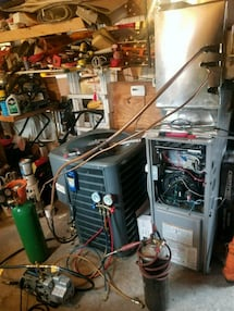 Furnace and Air Conditioner Service