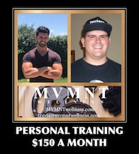Personal training Washington