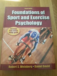 Foundations of Sport and Exercise Psychology Oslo, 1169