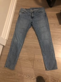 Mens Jeans - Abercrombie and Fitch Vancouver, V6T 1J6