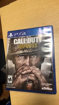 Call of duty ww2 164 mi