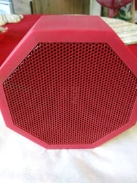 red and black portable speaker Costa Mesa, 92627