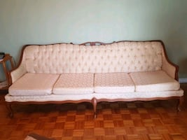SOFA  NEW PRICE MUST SELL.