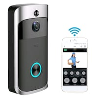 Wireless WiFi DoorBell Smart Video Phone Door Visu Savage, 20763