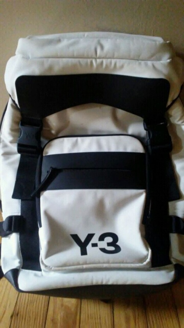 2f15f4bedc60 Used New Y3 backpack. Negotiable  245 for sale in Freeport - letgo