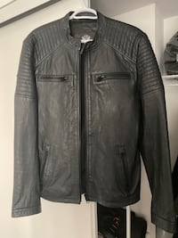 Leather jacket size L Toronto, M3J