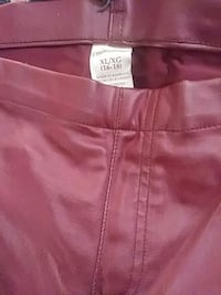 Ladies Faux Leather Pants North Kingstown, 02852