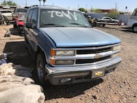 96 Chevy Tahoe 1500 4x4 PaRTS