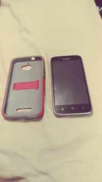 Coolpad with case