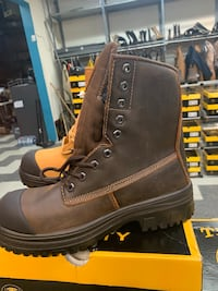 All tiger safety boots all sizes all styles. Thu, fri sat. Toronto, M3L 1A1