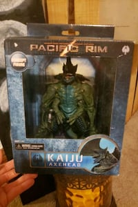 Kaiju Action Figure from Pacific Rim Milwaukee