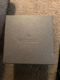 Michele watch still in box comes with everything. Originally 1600 Baltimore, 21214