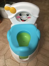 Learn To Flush Potty Trainer!!