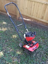 Troy Bilt tb146 ec 4 cycle mini tiller like new $100 Knoxville