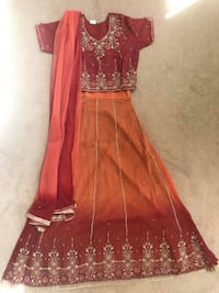 New Indian outfit / lengha