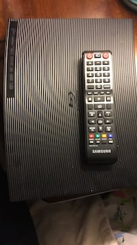 samsung dvd player with remote blue ray 1080p Thousand Oaks, 91362