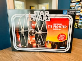 Star Wars Vintage Collection Tie Fighter Toy