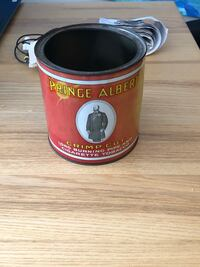 Vintage Price Albert Tin Can
