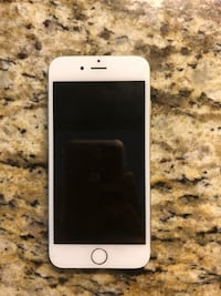 silver iPhone 6 with black case Princeton, 08540