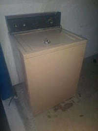 white top-load clothes washer San Antonio, 78207