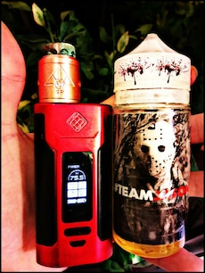 wismec predator 228 how to change logo