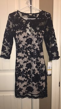 Sequin lace party dress size 3  Edmonton, T6W 0C6