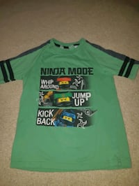 Size 6/7T top